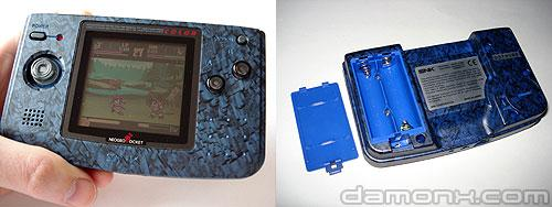 Neo Geo Pocket Color Stone Blue