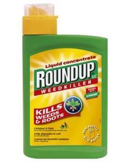 Le Roundup, herbicide dangereux pour la santé !