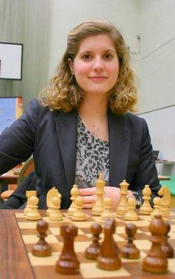 Jovanka Houska © 2009 Hastings International Chess Congress
