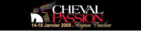 logo haut Salon Cheval Passion dAvignon, édition 2009 photo cheval