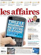 les-affaires Citation dans le journal Les Affaires!
