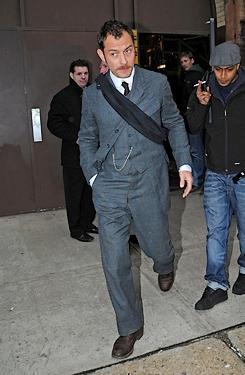 Sherlock Holmes : 34 nouvelles photos de tournage !