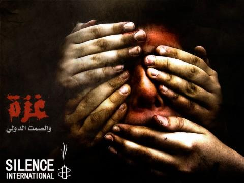 Gaza : Silence International