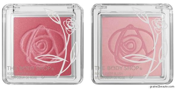 The Body Shop Rose Flower