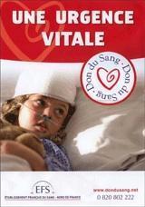 Appel urgent aux dons du sang