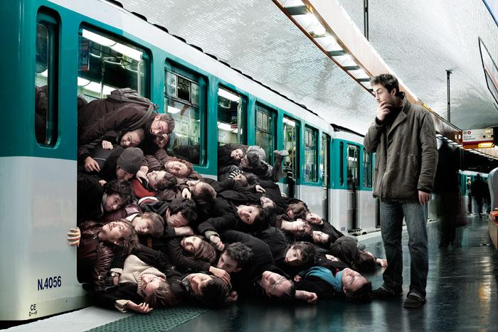 Romain Laurent Metro