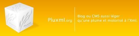 Pluxml : CMS sans bdd