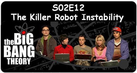 The Big Bang Theory S02E12