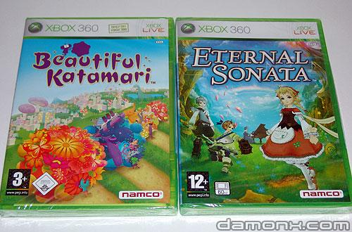 Beautiful Katamari et Eternal Sonata