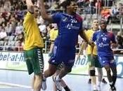 Handball-Mondial: bleus sans forcer
