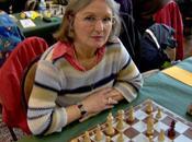 échecs féminins Montpellier, janvier 2009