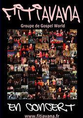 Fitiavana Gospel Choir en concert à Carantec