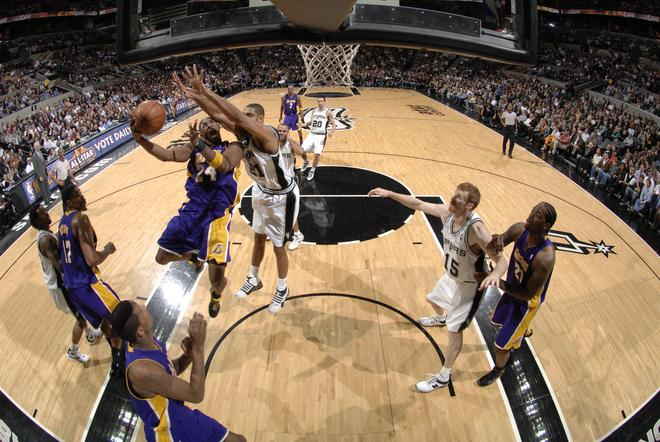 Preview: 25.01.09 Spurs@ Lakers