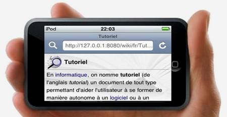 wikipedia-iphone