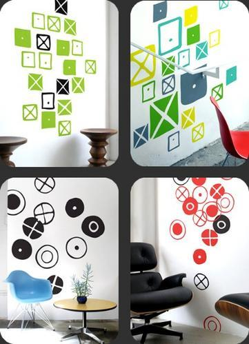 Stickers Eames