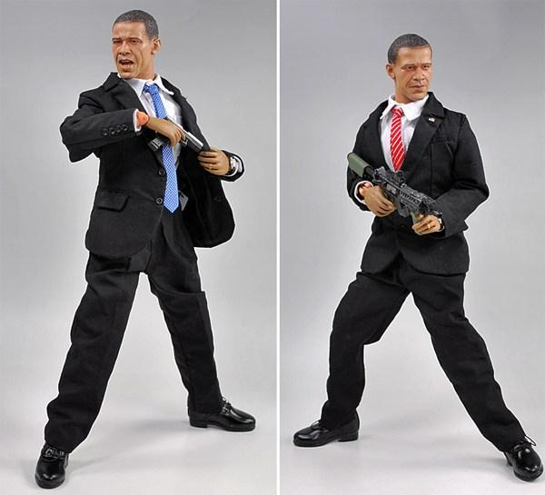 Figurine Barack Obama
