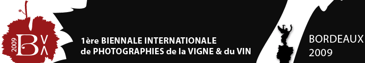 Biennale Internationale photographies vigne
