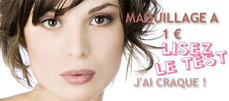 Maquillage presque gratuit & pas cher : ELF
