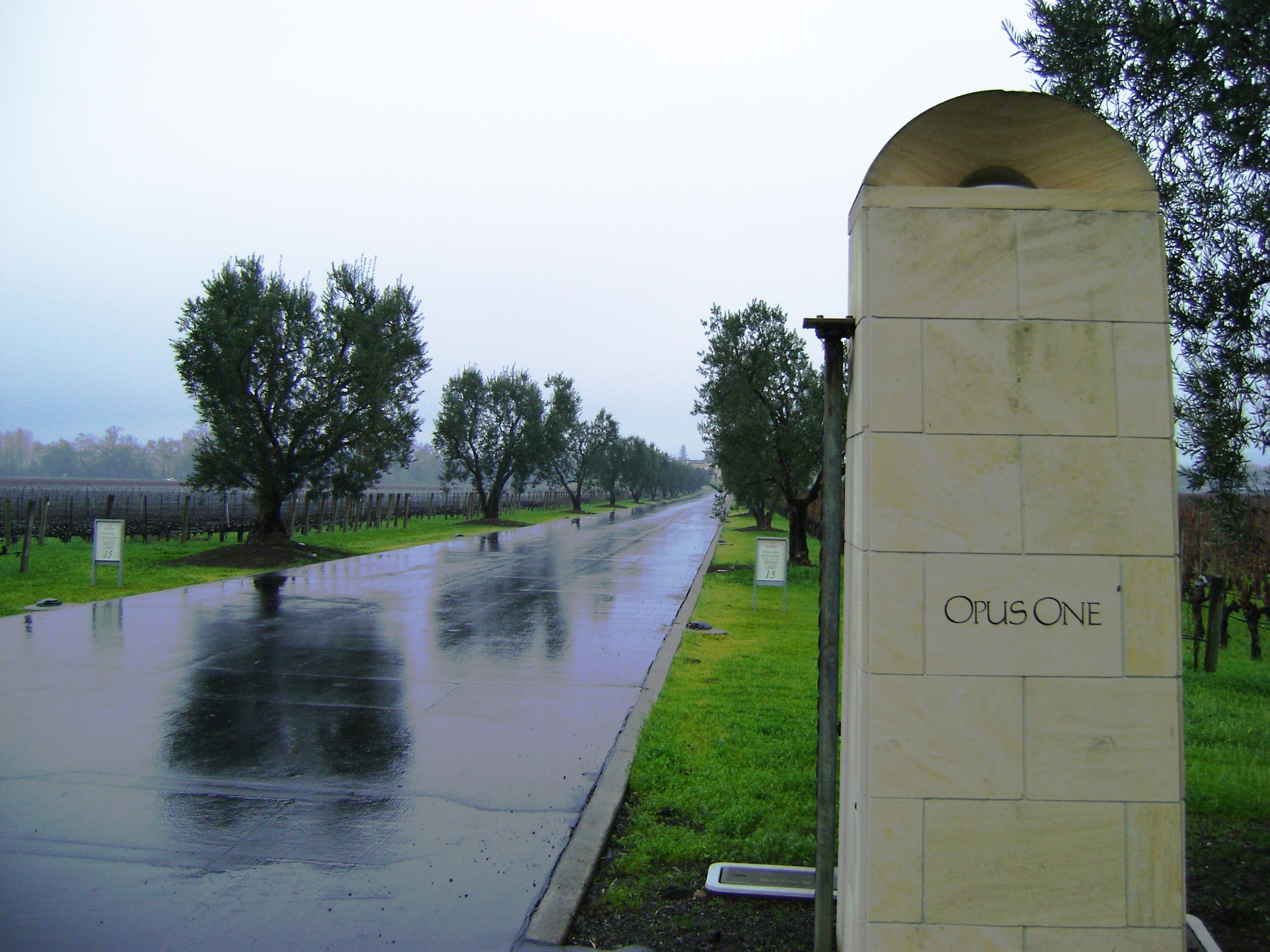 Opus One – Napa Valley