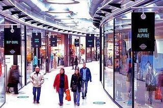 les magasins d'usine du centre de marques Marques Avenue Côte d'Opale à Coquelles