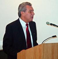 Mohamed Charfi.(Photo : Wikipédia)