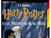 Harry Potter Prince Sang-Mêlé