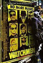 Watchmen : affiches, photos & vidéos