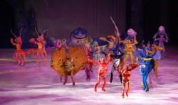 Spectacle Disney sur Glace le monde de nemo