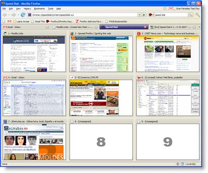 [Firefox] Prendre les atouts de Google Chrome
