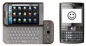 htckoganandroid1-300x161 Mobile Word Congress 2009, pendant la crise l'innovation continue