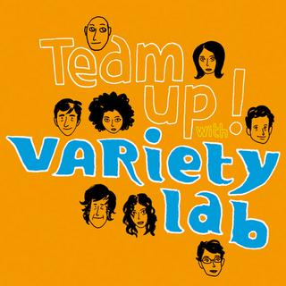 Chronique de disque pour POPnews, Team Up ! par Variety Lab