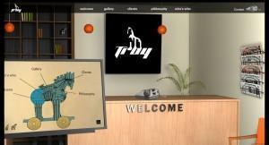 Agence Internet 8 : Troy