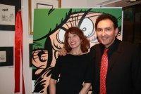 La Galerie Slomka : BD et Art Contemporain