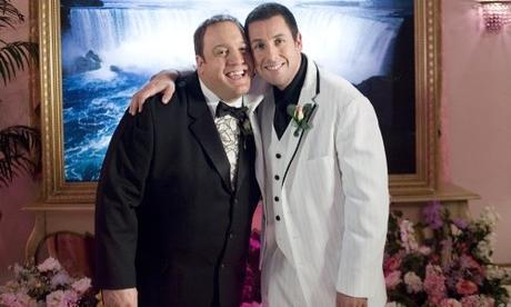 ADAM SANDLER & KEVIN JAMES