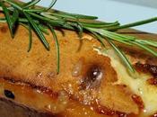 Cake d'Alba Pezone gorgonzola, miel romarin, nouvelle tuerie peut-être?
