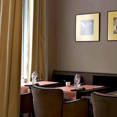 Restaurant : L'Arôme à Paris