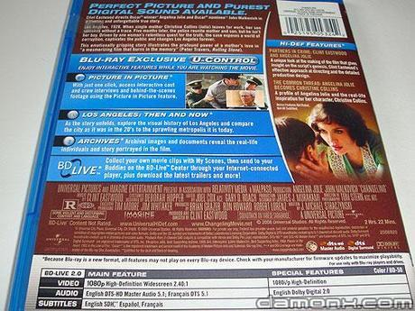 Blu Ray L'échange