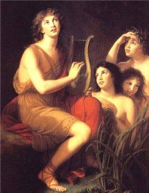 Amphion_with_lyre