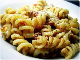 Jools' pasta