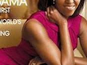 Michelle Obama fait couverture mois mars Vogue