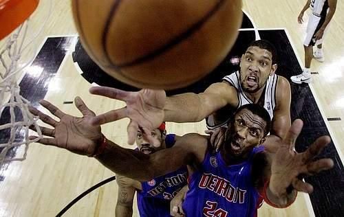 spurs vs piston