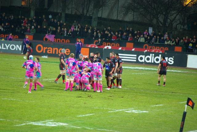 Match Paris-Toulon