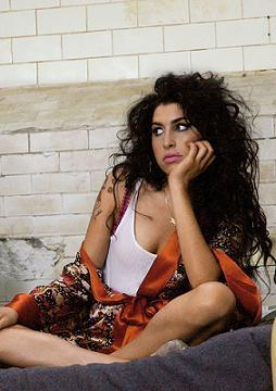 Amy Winehouse bisexuelle ?