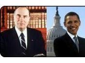 Obama Mitterrand