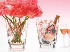 vase, seau, Laurent-Perrier printemps