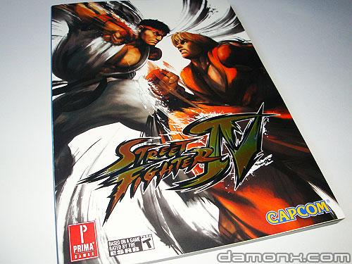 Guide Officiel Street Fighter IV