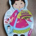 poupée japonaise playbac