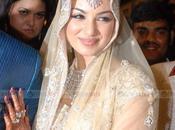Ayesha Takia enfin mariée