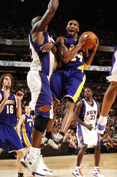 01.03.2009 Lakers 111 @ 118 Phoenix
