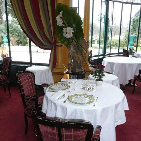 Le Pavillon de la Grande Cascade : une cuisine variée et raffinée, d'une justesse étonnante !